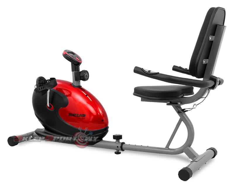 Rower SCUD Swift H3, czerwony