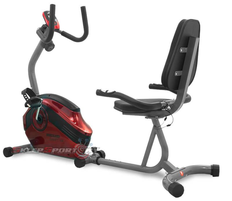 Rower SCUD Swift H4, czerwony