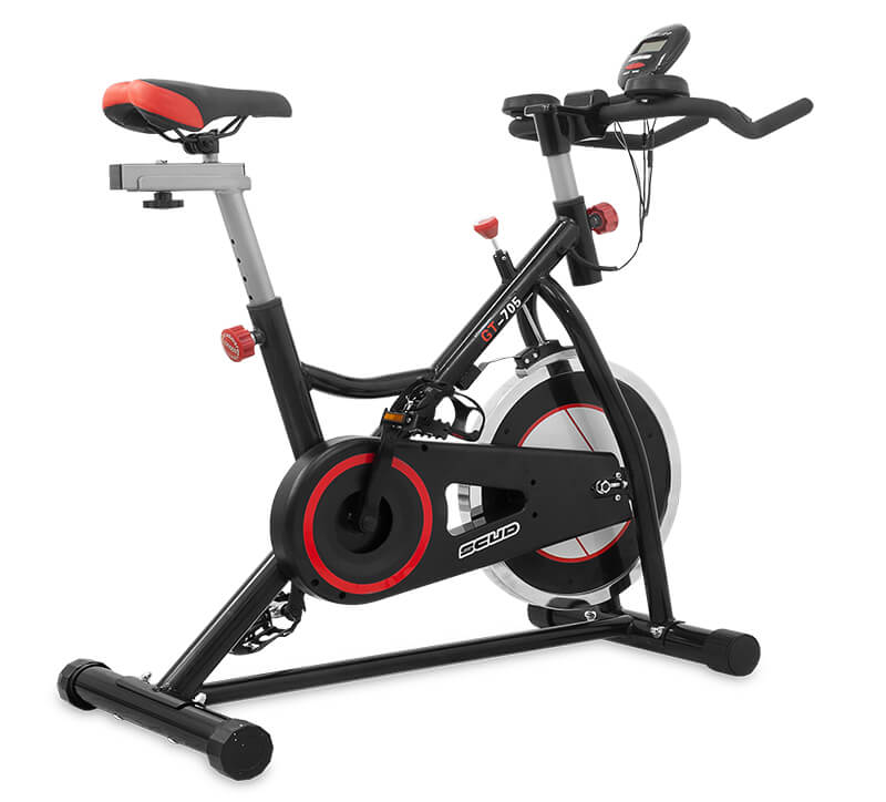 Rower SCUD 705, czarny