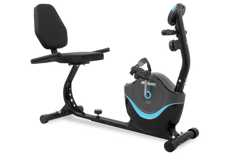 Rower SCUD H6, czarny