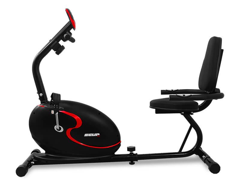 Rower SCUD Swift H3, czarny