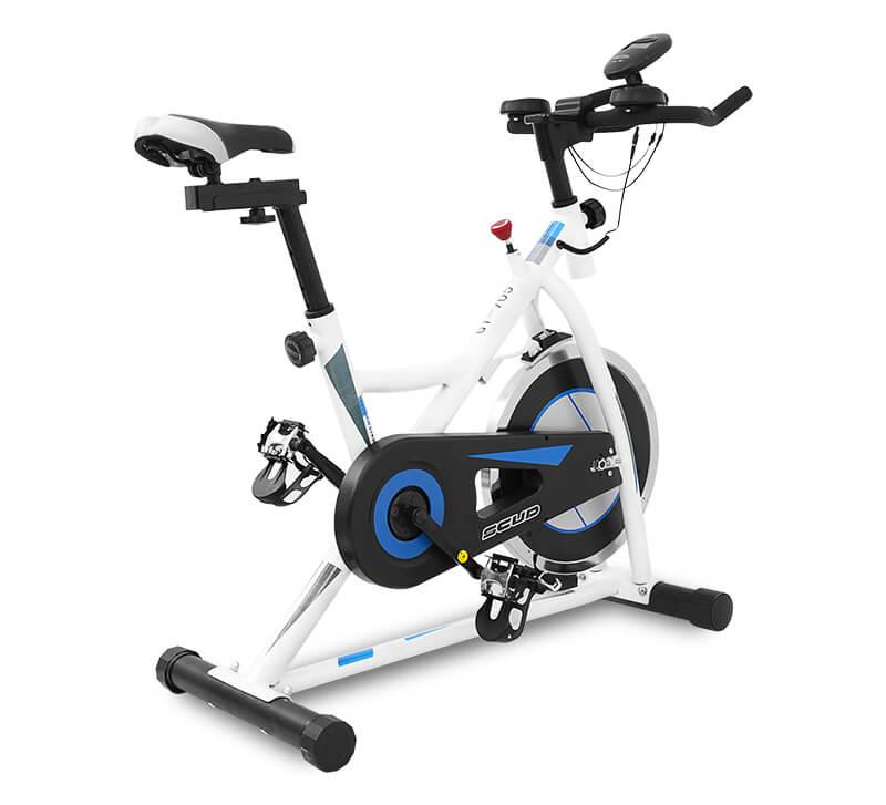 Rower SCUD 705, biały