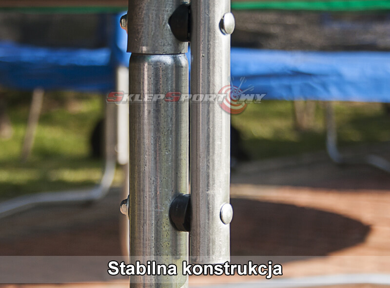 trampolina ogrodowa Hiton Polska 12 ft modern , sklep sportowy, sklep sportowy dzierżoniów