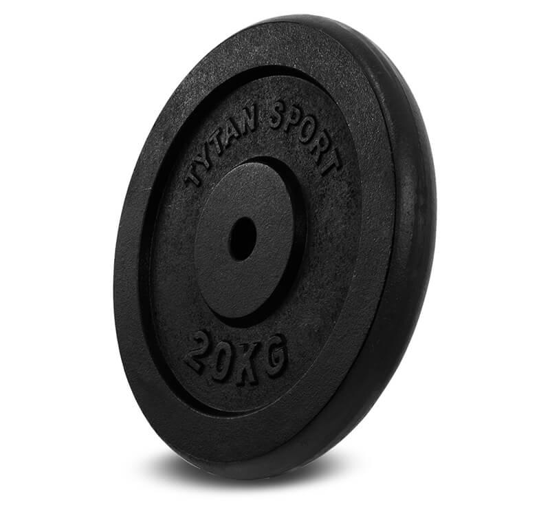 Tytan Sport 20 kg, sklep sportowy dzierżoniów