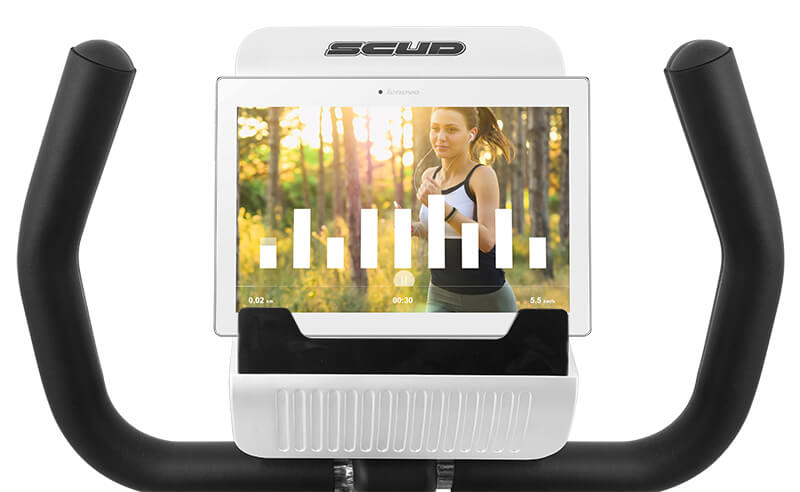 Elektryczny rower poziomy SCUD U3 Ferc , sklep sportowy , sklep sportowy dzierżoniów