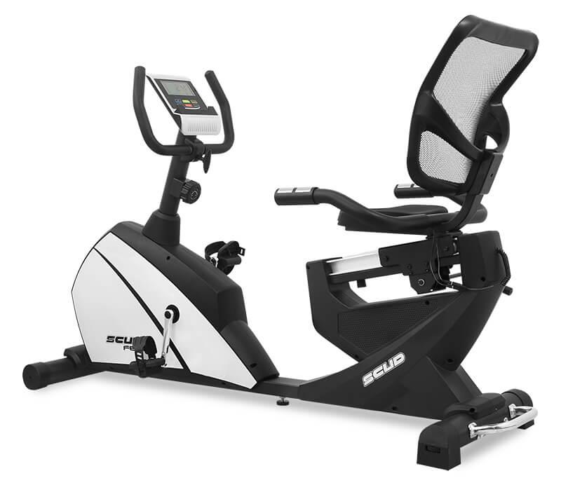 Elektryczny rower poziomy SCUD U3 Ferc