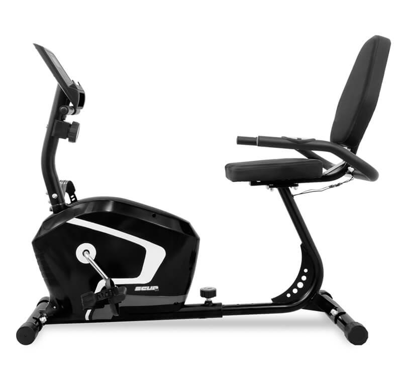 Rower SCUD H8, czarny