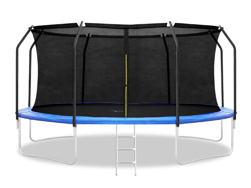 trampolina ogrodowa Hiton Polska 14 ft, sklep sportowy, sklep sportowy dzierżoniów