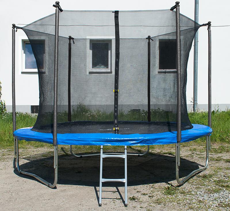 trampolina ogrodowa Hiton Polska 8 ft, sklep sportowy, sklep sportowy dzierżoniów